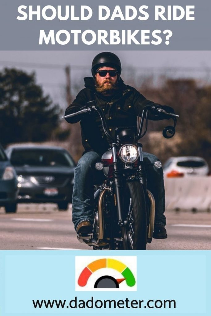 should dads ride motorcycles