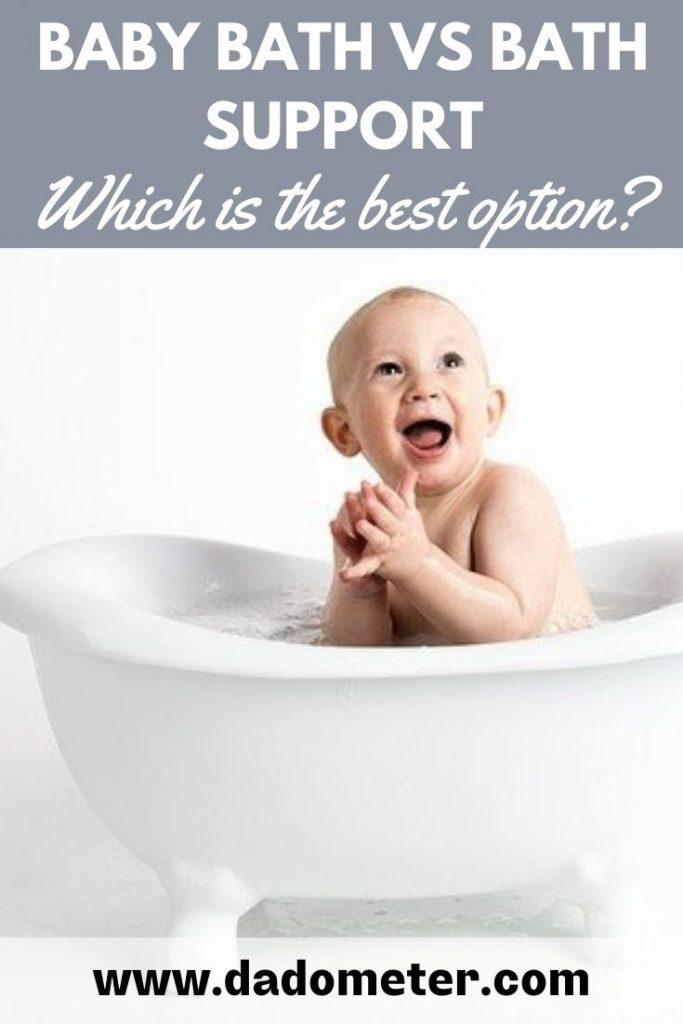 baby bath vs bath support