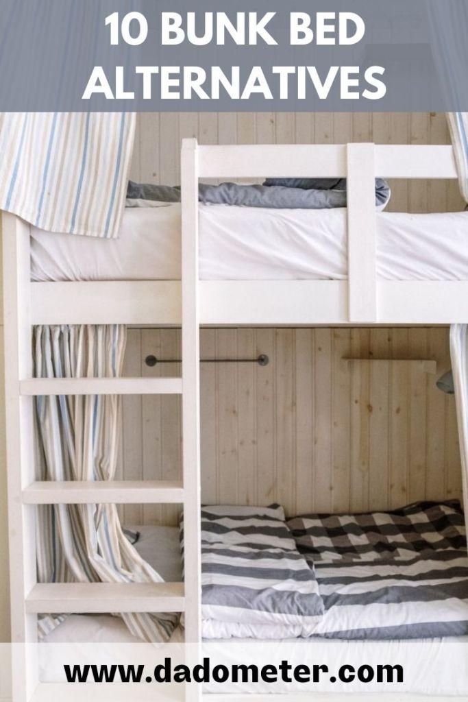 bunk bed alternatives