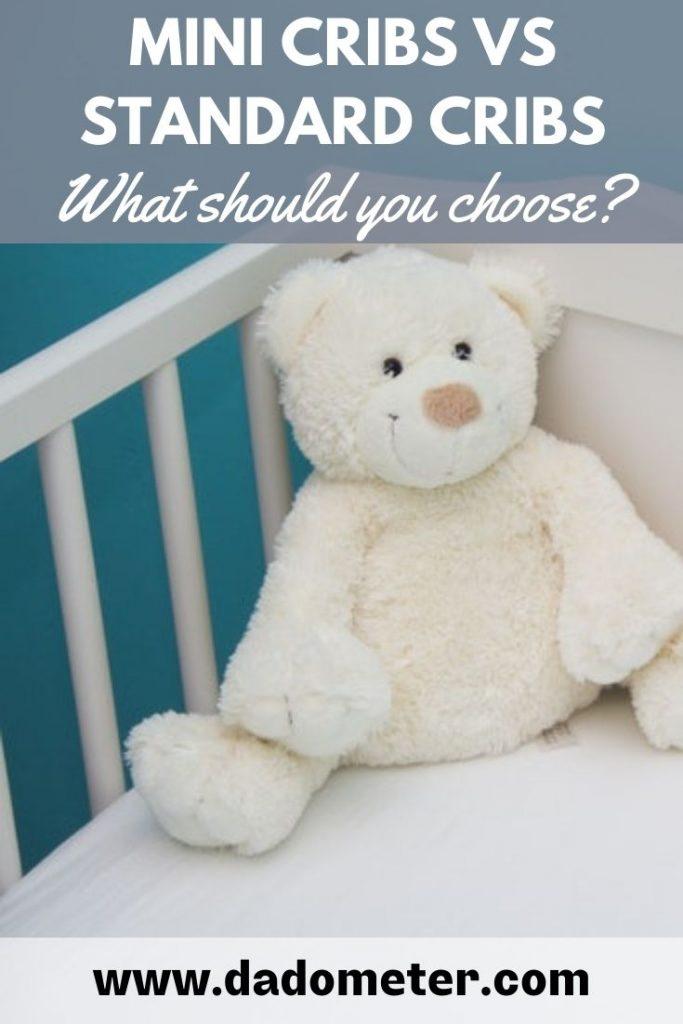 mini crib vs standard crib